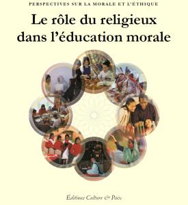 Le rôle du religieux dans l'éducation morale