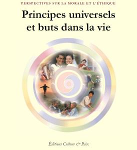 Principes universels et buts dans la vie