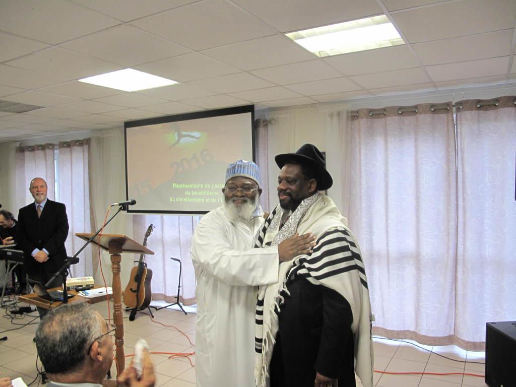 responsables religieux en paix