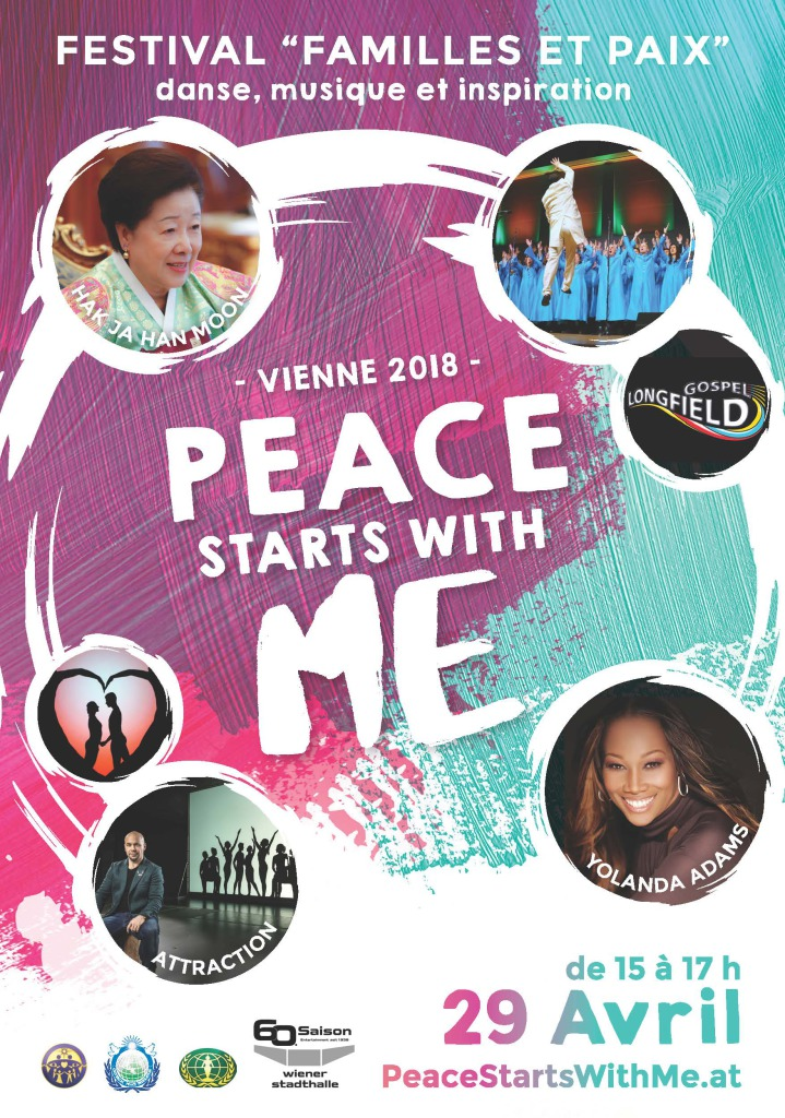 peace starts with me